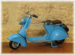 Medium/Small Vespa Sky Blue
